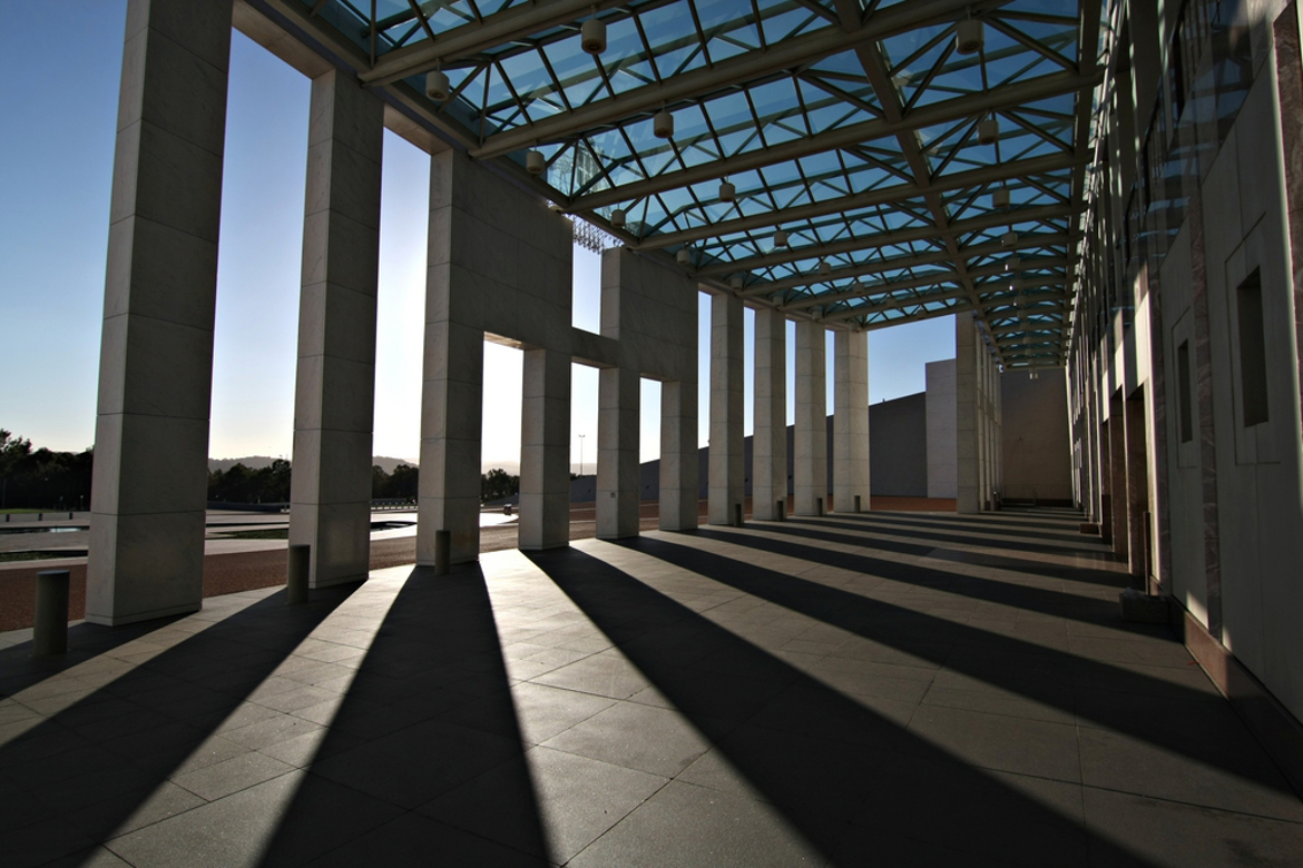 Parliament House - Shadow